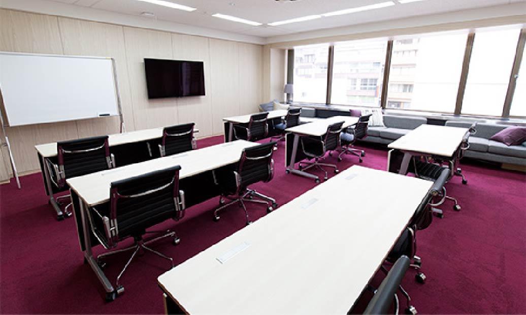フクラシア八重洲の会議室